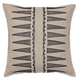Coral & Tusk Quill Navy Pillow