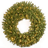 National Tree Norwood Fir Wreath