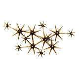 Artisan House Evening Stars Wall Art