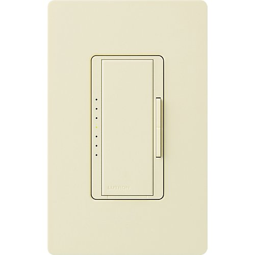 Lutron Gloss Finish Maestro Dimmer and Switch