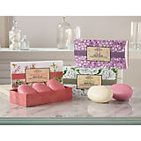 Caswell Massey Vintage Floral Soap Sets