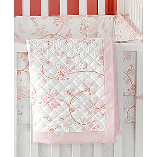 Lulu DK for Matouk Fitted Crib Sheet, Patterned