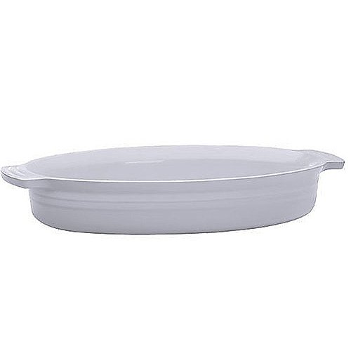 "Stoneware 11.5"" Oval Dish by Le Creuset"