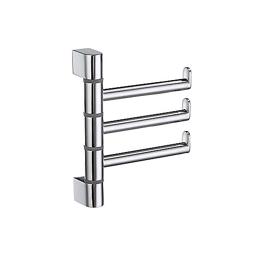Spa Triple Swing Towel Hook
