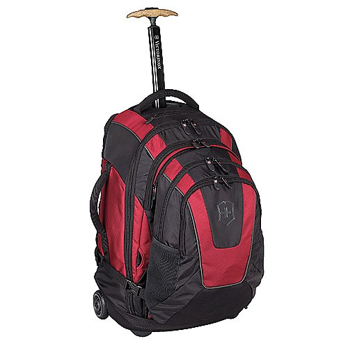 "Swiss Army Trek Pack Plus 3.0 20"" Wheeled Backpack"