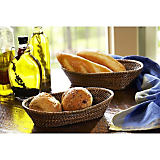 Calaisio Oval Bread Baskets
