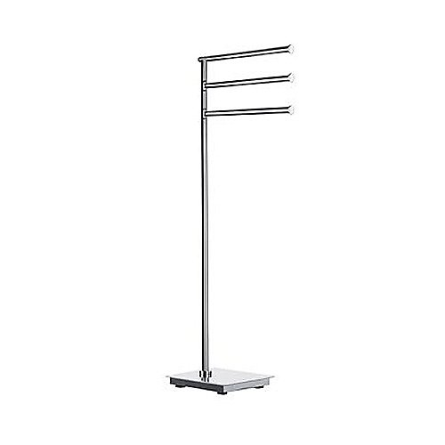 FK604 Outline Free Stand Triple Towel Bar By Smedbo