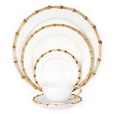 Juliska Classic Bamboo Dinnerware Collection