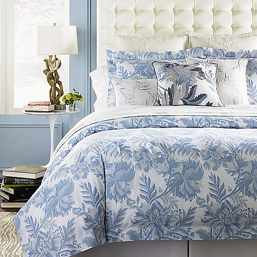 Newport Floral Full/Queen Duvet Cover
