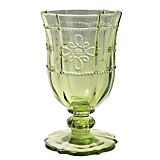 Juliska Bistro Clear Footed Goblet
