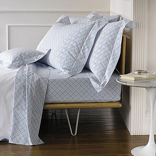 Matouk Cove King Flat Sheet