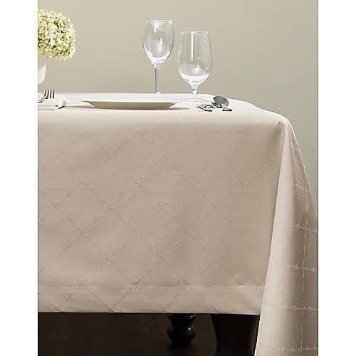 "Sferra Juliet 70"" x 70"" Square Tablecloth"