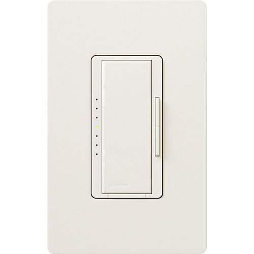 Lutron Maestro Satin Finish Dimmer and Switch