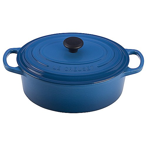 Le Creuset 3.5 Qt Oval Dutch Oven