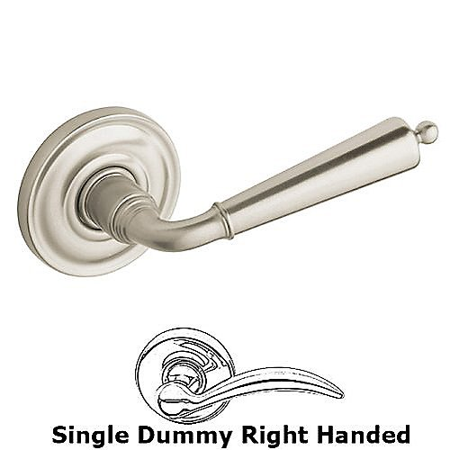 Baldwin 5440V Right Hand Half Dummy Colonial Lever w/5048 Rose