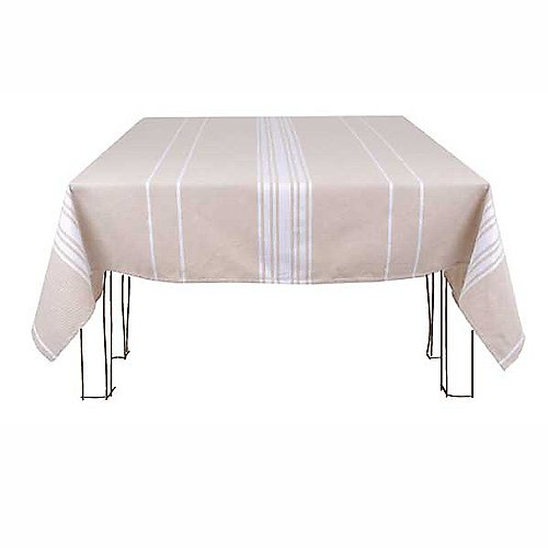 "Artiga Corda Metis 98"" x 62"" Tablecloth"