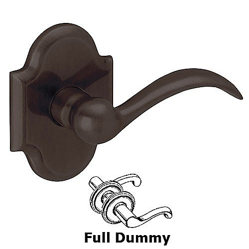 Baldwin 5452V Full Dummy Beavertail Lever w/R030 Rose