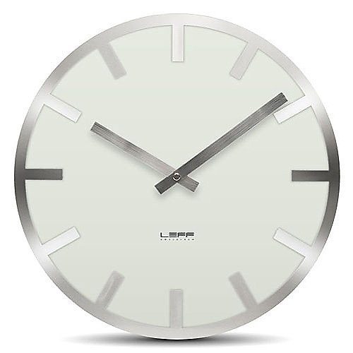 Leff metlev35 Index Dial Wall Clock