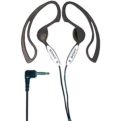 Sony Clip-On Ear MDR-J10 Headphones