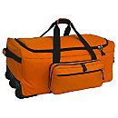 "Mercury Luggage 33"" Wheeled Duffle Monster Bag"