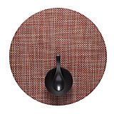 Chilewich Basketweave Round Placemat