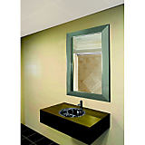 "Glass Crafters Soho 24""W x 30""H x4""D Medicine Cabinet"