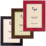 Tizo Striped Wood Frame