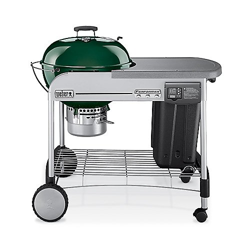 Weber Performer Platinum Charcoal Kettle Grill
