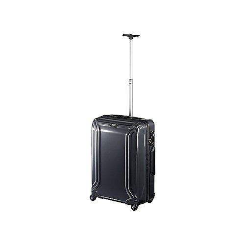 "Zero Halliburton Zero Air 20"" Lightweight 4-Whl Carry-On, Black"