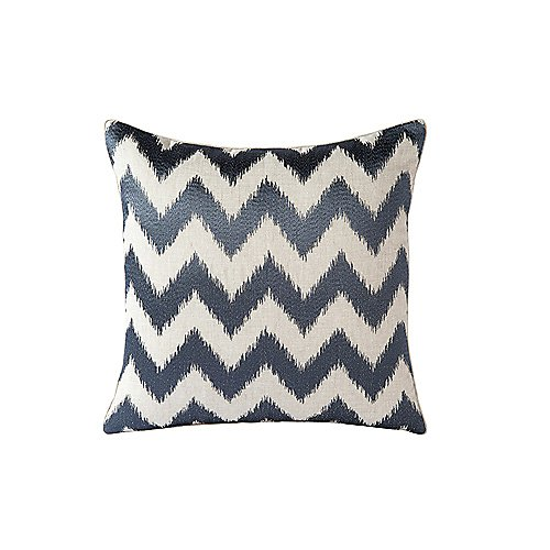 Yves Delorme Zig Zag Pillow