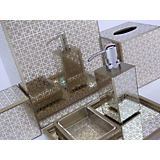 Waylande Gregory Studios Lattice Bath Accessories