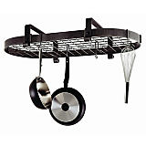 Enclume Premier Low-Ceiling Oval Pot Rack