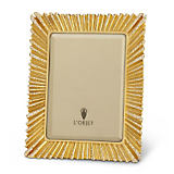 L'Objet Ray Gold Frame with Crystal Details