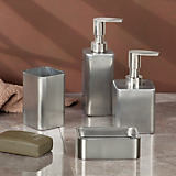 Gia Stainless Steel Bath Accessories