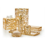 Labrazel Lydia Gold Bath Accessories