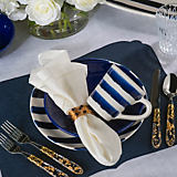 Gracious Home Nautical Dinnerware Collection