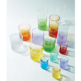 Moser Pebbles Glassware Collection