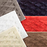 Kassatex Diamond Bath Rugs
