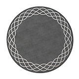 Bodrum Helix Round Placemat
