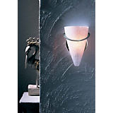 Holtkoetter Small Sconce in Satin Nickel