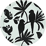 Mariska Meijers Singapore Black/White Tray