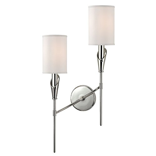Hudson Valley Tate Double Wall Sconce