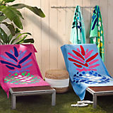 Lulu DK For Matouk Pineapple Beach Towel