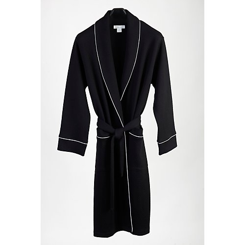Carmen von Glaser Men's Pima Robe