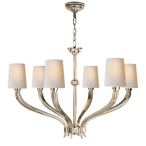 Visual Comfort Ruhlmann Chandelier