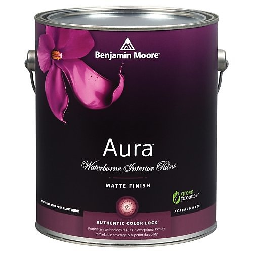 Benjamin Moore Aura Interior Matte Finish Pastel Base Paint