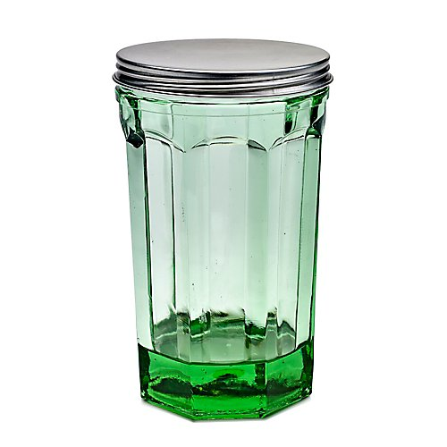 Serax Green Jar with Cover