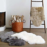 UGG Home Sheepskin Area Rug - Single