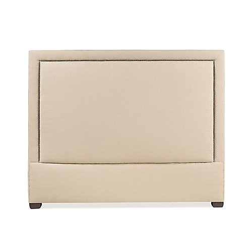 Gracious Home Bisque Cooper Headboard