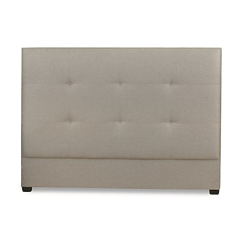 Gracious Home Heather Grey Dylan Headboard